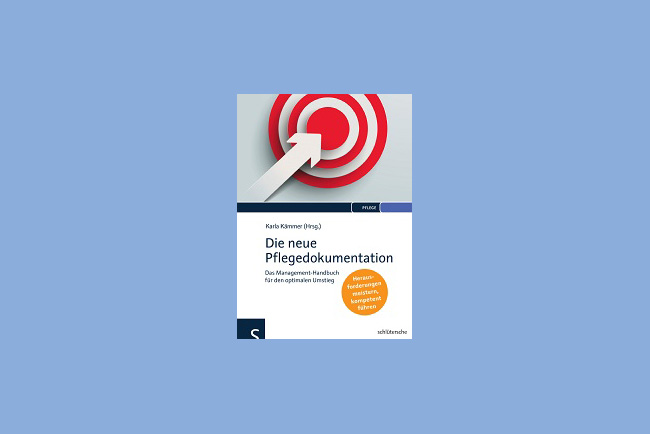 Neue Pflegedokumentation - Cover Buch
