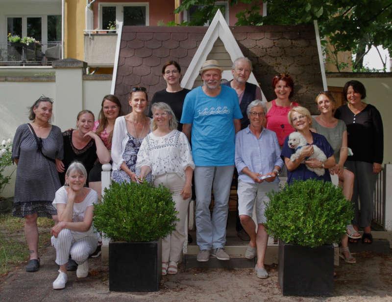 Gruppenfoto Goldwert
